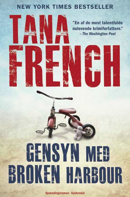 Gensyn med Broken Harbour, Tana French