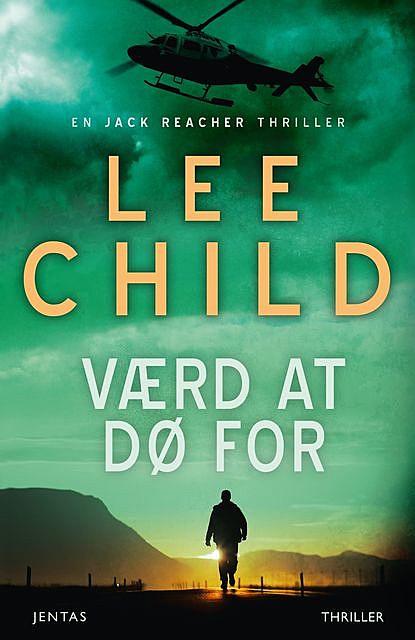 Værd at dø for, Lee Child