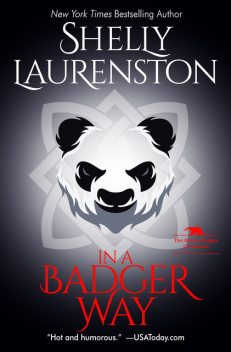 In a Badger Way, Shelly Laurenston
