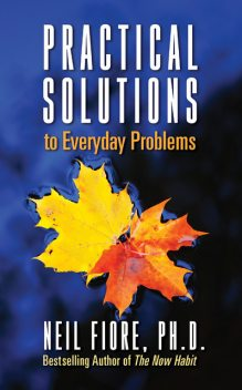 Practical Solutions to Everyday Problems, Neil Fiore