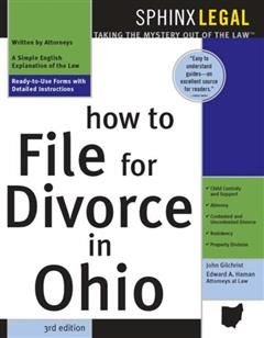 How to File for Divorce in Ohio, John Gilchrist Gilchrist