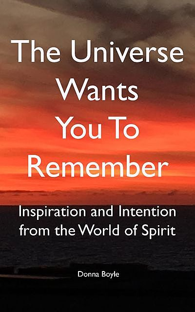 The Universe Wants You To Remember, Donna Boyle