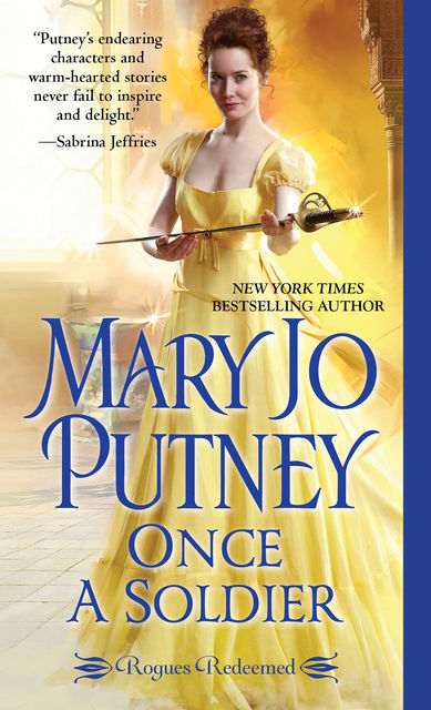 Once a Soldier (Rogues Redeemed), Mary Jo Putney