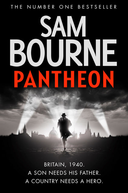 Pantheon, Sam Bourne