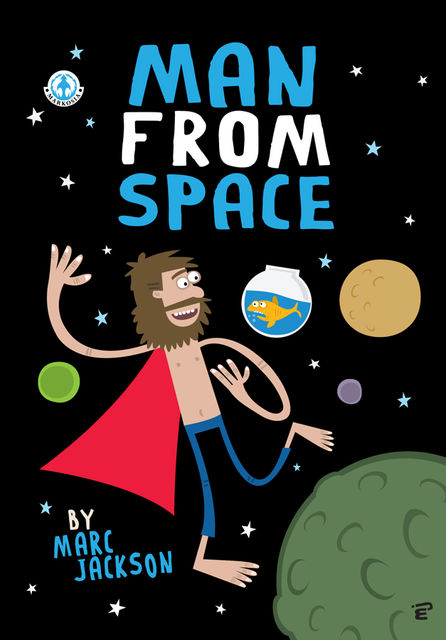 Man From Space, Marc Jackson