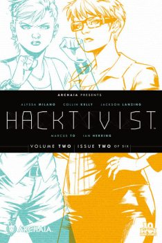 Hacktivist Vol. 2 #2, Collin Kelly, Jackson Lazning