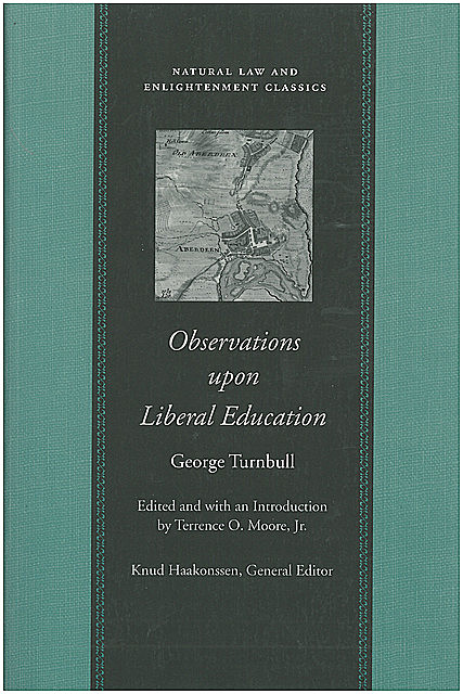 Observations upon Liberal Education, George Turnbull