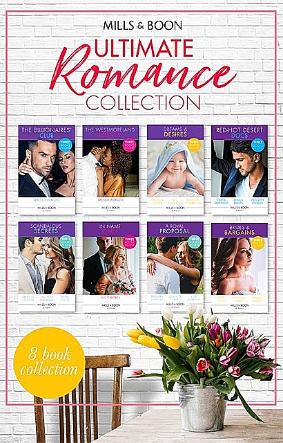 Ultimate Romance Collection, Sarah Anderson, Marion Lennox, Kat Cantrell, Brenda Jackson, Rebecca Winters, Michelle Celmer, Michelle Douglas, Nina Milne, Barbara Hannay, Jennifer Faye
