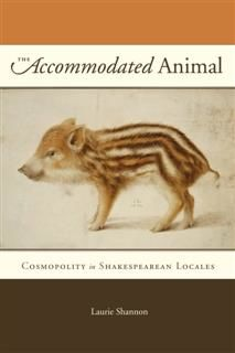 Accommodated Animal, Laurie Shannon