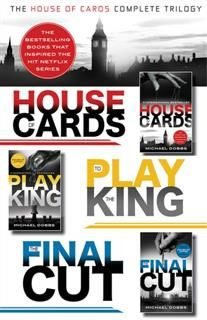 House of Cards Complete Trilogy, Michael Dobbs