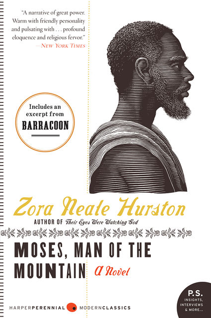 Moses, Man of the Mountain, Zora Neale Hurston
