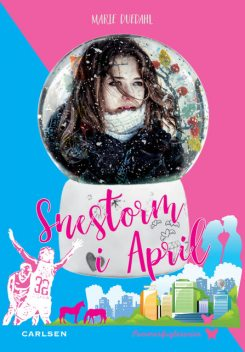 Snestorm i April, Marie Duedahl