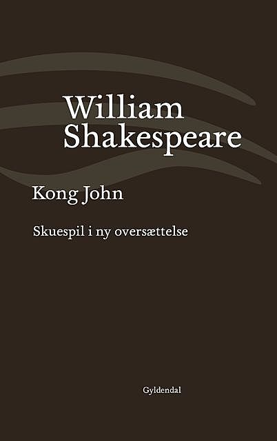 Kong John, William Shakespeare