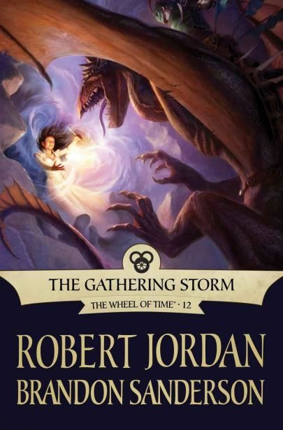 The Gathering Storm, Robert Jordan, Brandon Sanderson