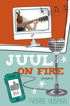 Juul on fire, Yvonne Huisman