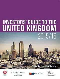 Current Investment in the United Kingdom, Williams, Watson Farley