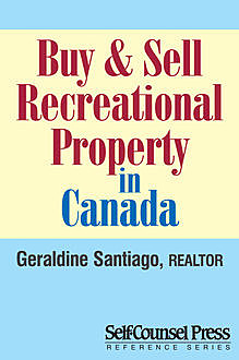 Buy & Sell Recreational Property in Canada, Geraldine Santiago