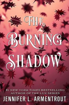 The Burning Shadow, Jennifer, Armentrout