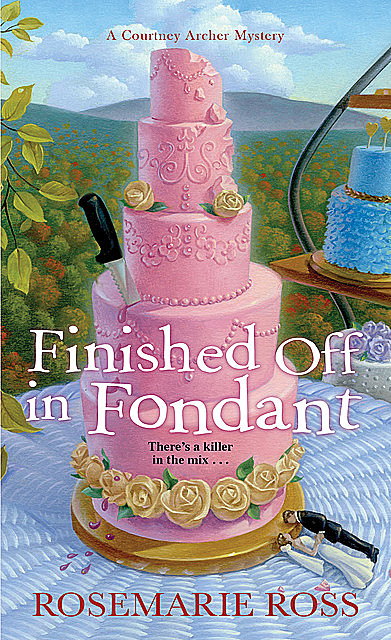 Finished Off in Fondant, Rosemarie Ross