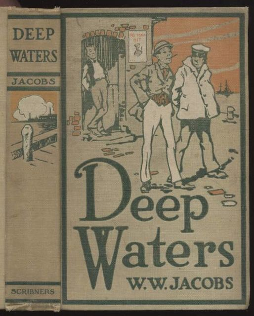 The Substitute / Deep Waters, Part 9, W.W.Jacobs