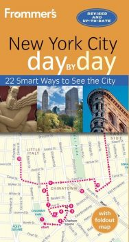Frommer's New York City day by day, Brian Silverman
