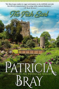 The Irish Earl, Patricia Bray