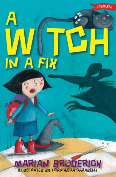 A Witch in a Fix, Marian Broderick