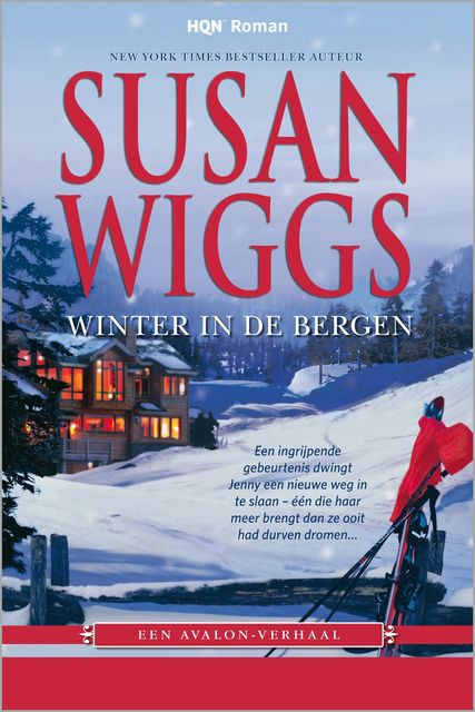 Winter in de bergen, Susan Wiggs