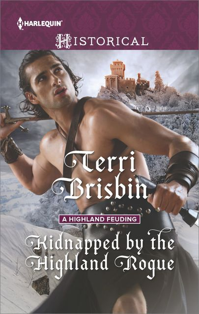 Kidnapped by the Highland Rogue, Terri Brisbin