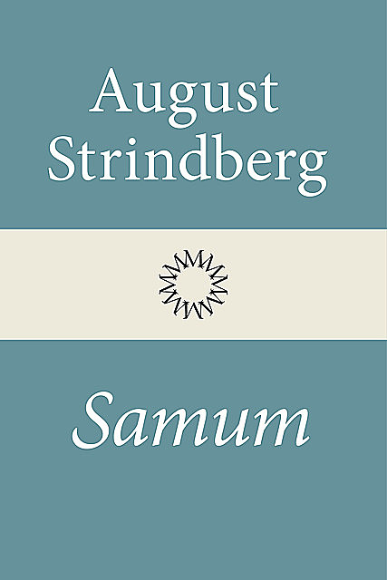 Samum, August Strindberg