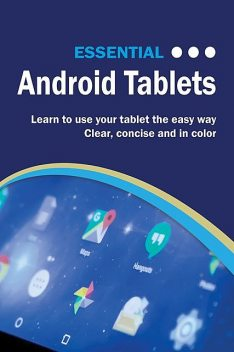 Essential Android Tablets, Kevin Wilson