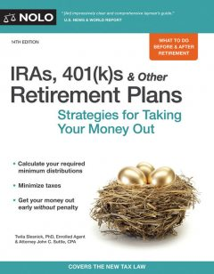 IRAs, 401(k)s & Other Retirement Plans, John C.Suttle, Twila Slesnick