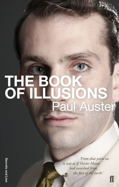 The Book of Illusions, Paul Auster