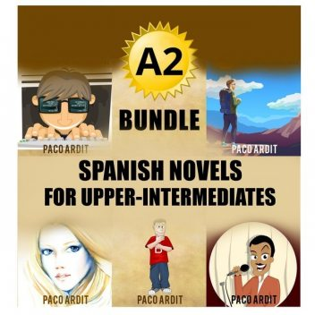 A2 Bundle--Spanish Novels for Pre-Intermediates, Paco Ardit