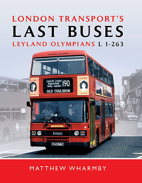 London Transport's Last Buses, Mathew Wharmby