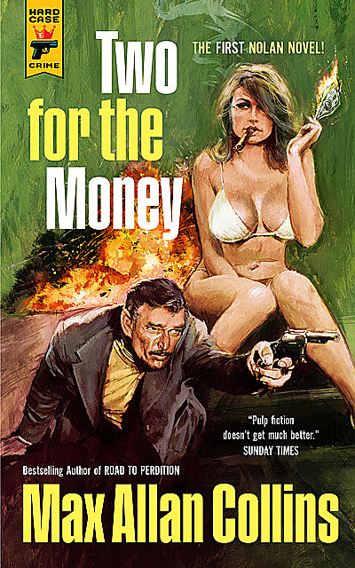 Two for the Money, Max Allan Collins