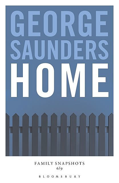 Home, George Saunders
