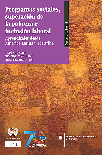 Programas sociales, superación de la pobreza e inclusión laboral, Economic Commission for Latin America, the Caribbean