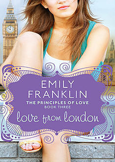 Love from London, Emily Franklin