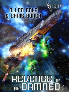 Revenge of the Damned, Chris Bunch, Allan Cole