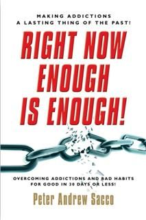 Right Now Enough is Enough!, Peter Sacco