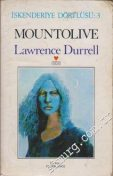 Mountolive, Lawrence Durrell