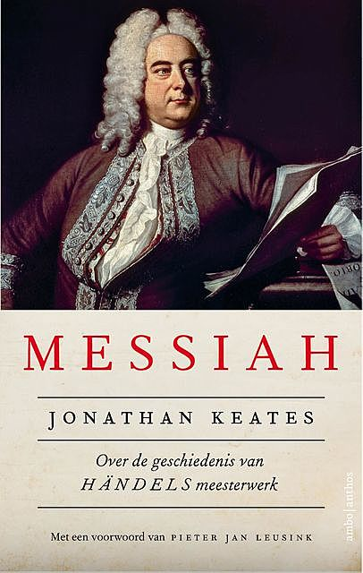 Messiah, Jonathan Keates