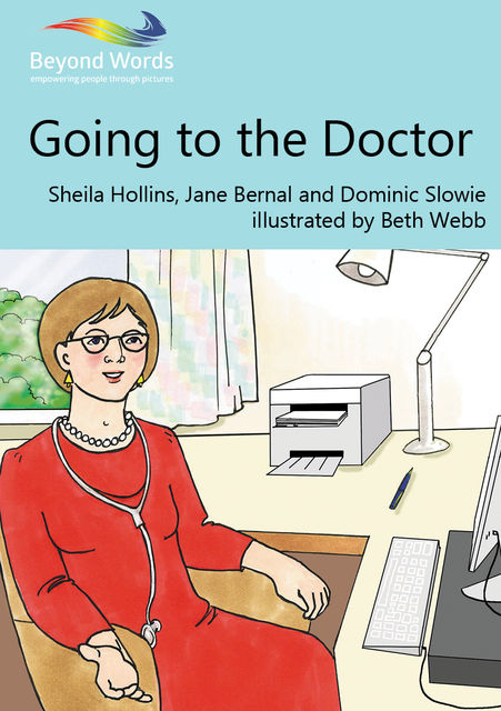 Going to the Doctor, Sheila Hollins, Jane Bernal