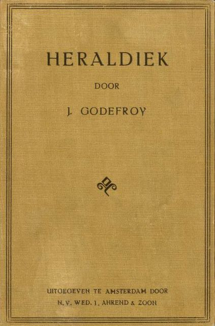Heraldiek, Jan Godefroy