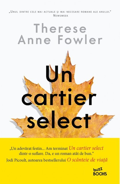 Un cartier select, Therese Anne Fowler