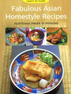 Fabulous Asian Homestyle Recipes, Periplus Editions