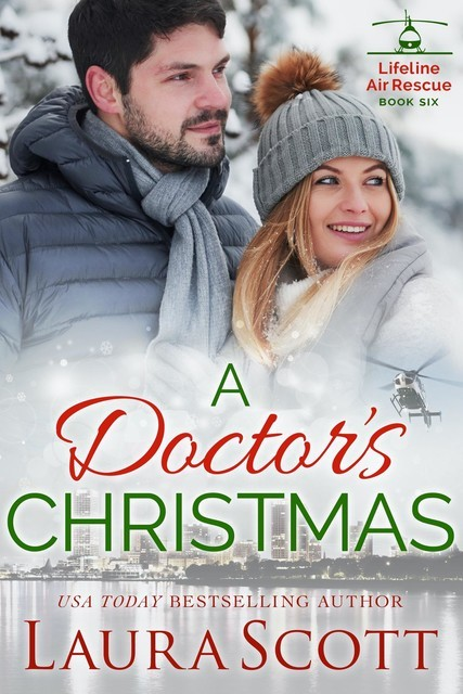 A Doctor's Christmas, Laura Scott