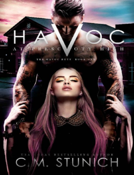 Havoc Boys #1: Havoc at Prescott High, C.M. Stunich