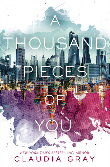 A Thousand Pieces of You, Claudia Gray